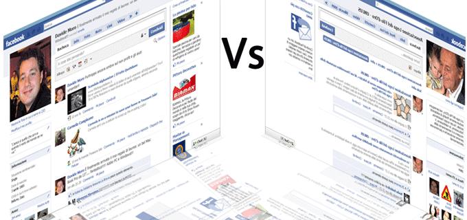profilo personale o pagina su Facebook?